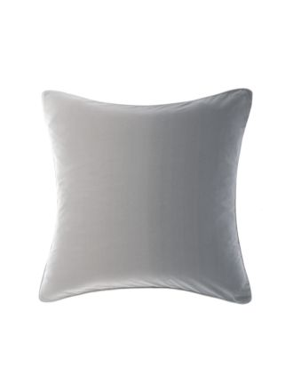 Newman Charcoal European Pillowcase