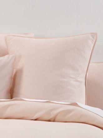 Waffle Petal European Pillowcase