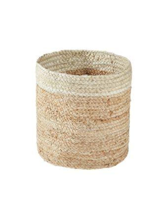 Equador Natural Storage Basket - Medium