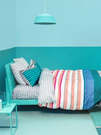 Paradise Stripes European Pillowcase