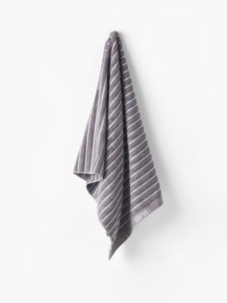 Seville Smoke Towel Collection