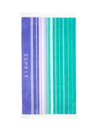 Esprit Ombre Purple Beach Towel