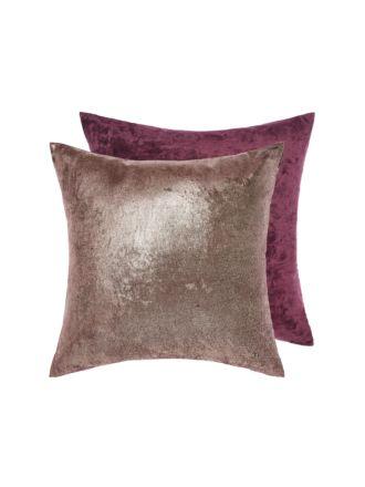 Manor Mahogany Cushion 50x50cm