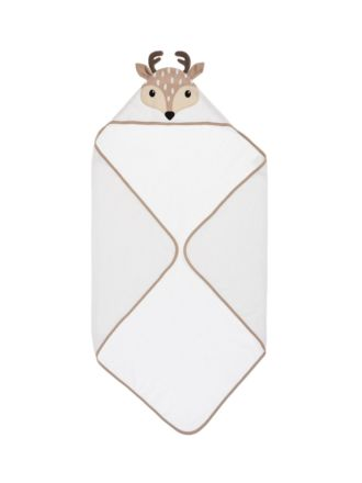 Fiona Fawn Bath Hooded Towel