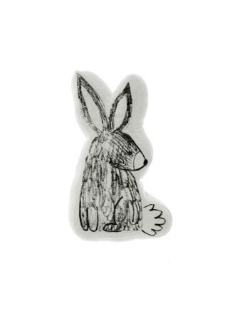 Benny Bunny Novelty Cushion
