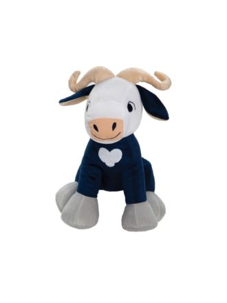 Billy Bob Bull Novelty Cushion