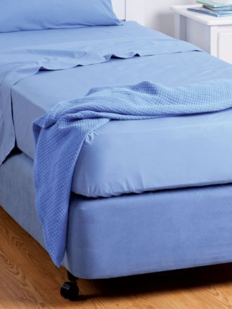 Bedwrap™ Hiccups Cornflower Blue