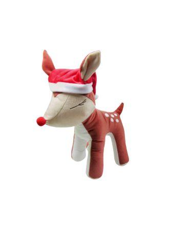 Dasher Deer Novelty Cushion