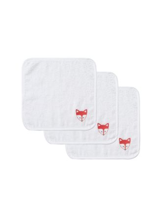 Foxy Face Washer Set