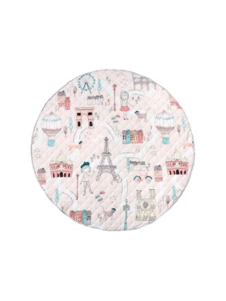 I Dream Of Paris Play Mat