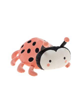 Lulu Lady Beetle Novelty Cushion