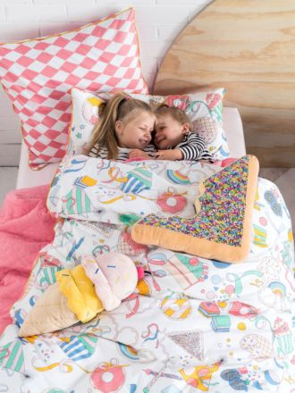Party Time Quilt Cover Set