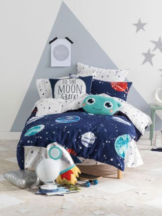 Planetary Quilt Cover Set