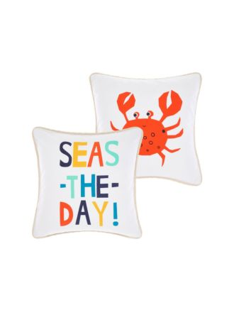 Seas The Day Cushion 50x50cm