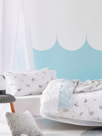 Whale of A Time Quilt Cover Set