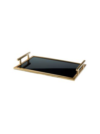 Ada Gold Serving Tray