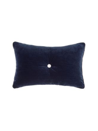 Aiden Navy Cushion 35x55cm