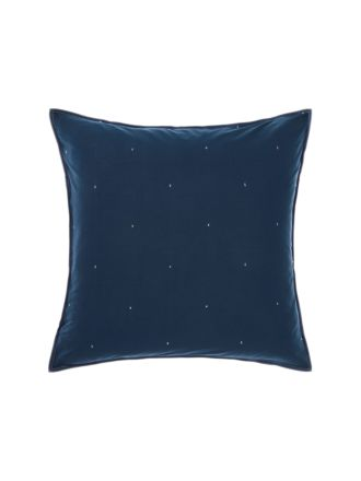 Alexandra Indigo European Pillowcase