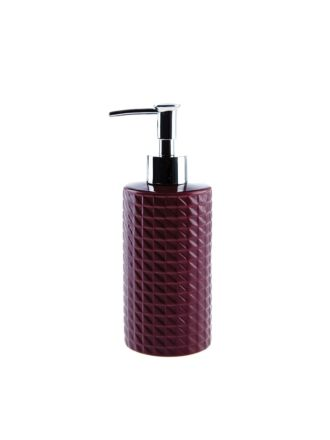 Angular Wine Soap Dispenser