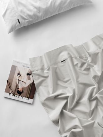 500TC Cotton Sateen Split King Sheet Set