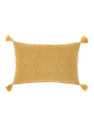 Aurora Mustard Cushion 35x55cm