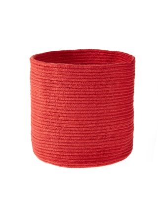 Belize Red Storage Basket