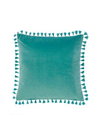 Belmore Aqua Cushion 50x50cm