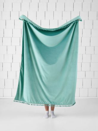 Belmore Aqua Throw