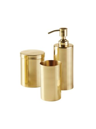 Brass Bathroom Collection