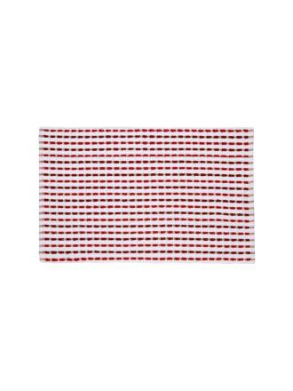 Canteen 2-Piece Red Tea Towel Set