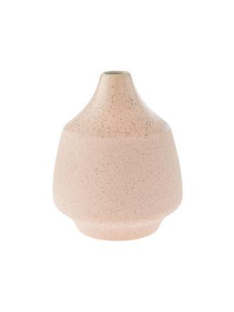 Cara Pink Vase 17.5cm