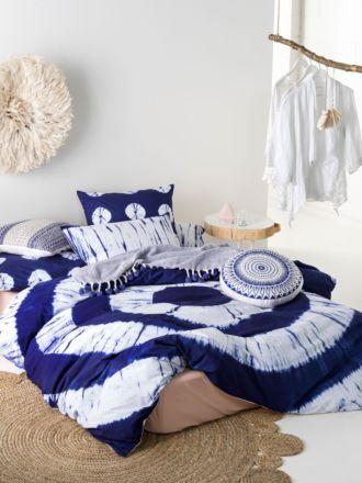 Caribbean Royal Quilt Cover Set