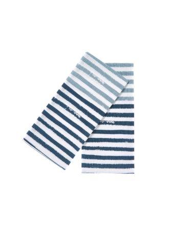 Chandler Blue 2-Piece Tea Towel Set