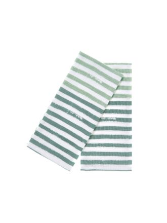 Chandler Green 2-Piece Tea Towel Set