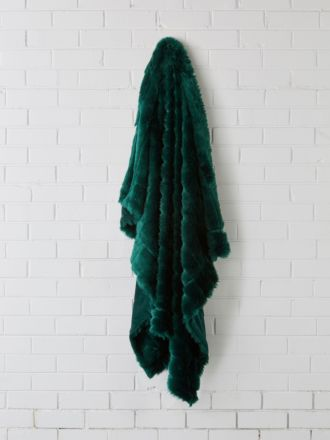 Chanel Emerald Throw