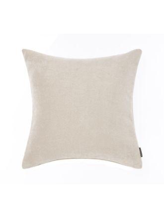 Chenille Tweed Cream Cushion 43x43cm
