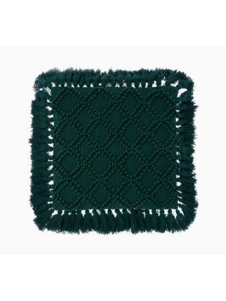 Circlet Green Cushion 48x48cm