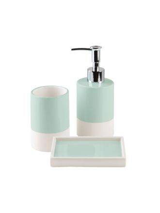 Cruz Mint Bathroom Collection