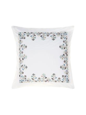 Darwin Mint European Pillowcase