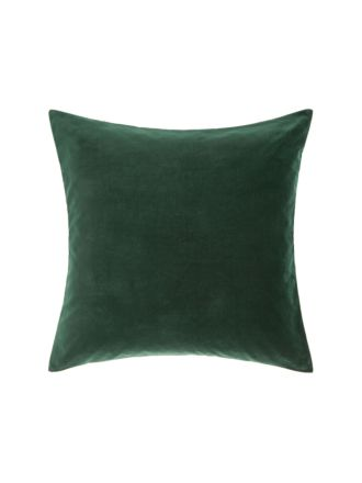 Deluxe Velvet Ivy European Pillowcase