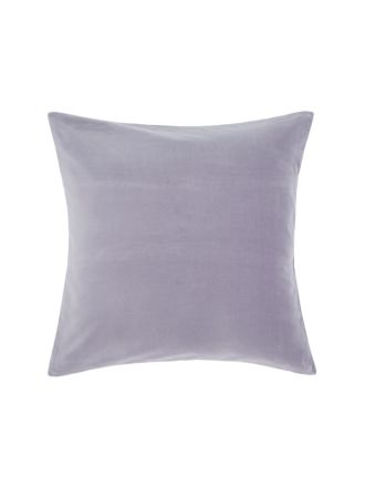 Deluxe Velvet Lavender European Pillowcase