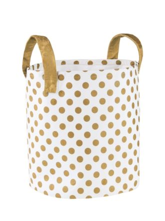 Dotty Large Storage Basket