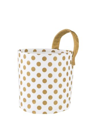 Dotty Medium Storage Basket