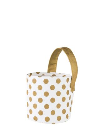 Dotty Small Storage Basket