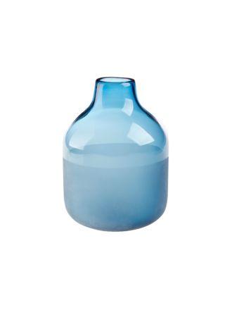 Dylan Blue Vase 24cm
