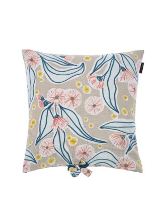 Evie Natural Cushion 45x45cm