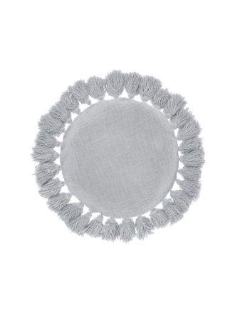 Florida Grey Cushion 45cm Round