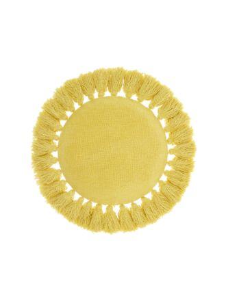 Florida Pineapple Cushion 45cm Round