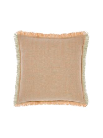 Fresno Peach Cushion 48x48cm