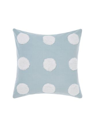 Haze Blue/White European Pillowcase